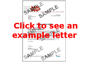 Late Payment Letter Sample